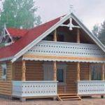 Как украсить деревянный дом своими руками. Как украсить дом.