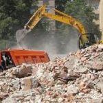 Как вывезти строительный мусор. Вывоз строительного мусора