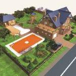 Планировка участка. Планировка земельных участков при загородном строительстве