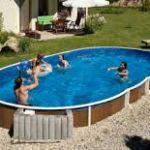 Подбор недорогого бассейна для дачи. Какой бассейн купить.