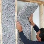 Работы по звукоизоляции и шумоизоляции квартирыю Звукоизоляция квартиры - стен, потолка, пола.