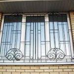 Решетки на окна - как установить решетки на окна своими руками