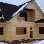 Усадка деревянных домов. Усадка домов из бруса и бревна