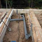Устройство и монтаж канализации в частном доме. Монтаж канализации своими руками