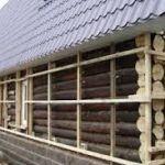 Утепление деревянного дома своими руками. Как утеплить дом своими руками