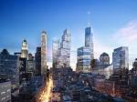 В Нью-Йорке построят четвертый небоскреб для Всемирного торгового центра-2