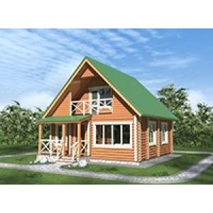 Строительсво домов с бруса