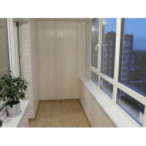 Остекление и ремонт балконов