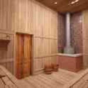 Строительство бани из сруба и бруса