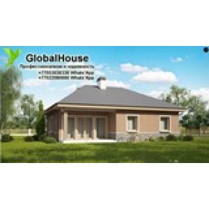 Строительство загородных одноэтажных домов