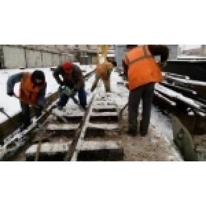 Подъездные и внутризаводские железнодорожные пути