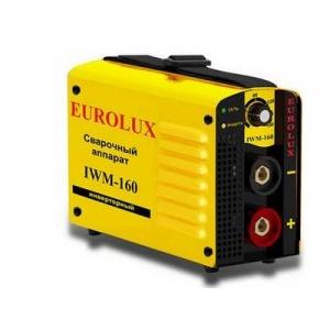 Сварочный аппарат инверторный Eurolux IWM 160 140-245B